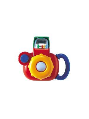 Игрушка Фотокамера Tolo. Цвет: красный
