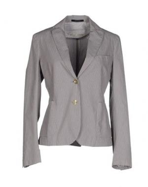Пиджак CALVARESI. Цвет: серый