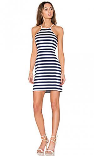 Платье 18 teri Susana Monaco. Цвет: синий