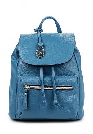 Рюкзак Jane Shilton. Цвет: голубой