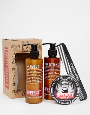 Uppercut Deluxe Подарочный набор по уходу за волосами. Цвет: мульти