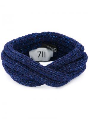 Lyudmila Eldora headband 711. Цвет: синий