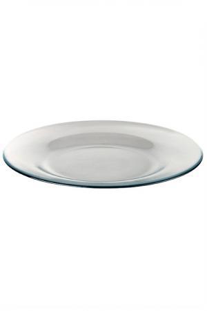 Тарелка, 6 шт Pasabahce. Цвет: мультицвет
