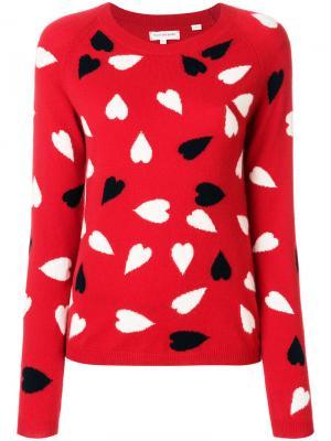 Джемпер Confetti Heart Chinti & Parker. Цвет: многоцветный
