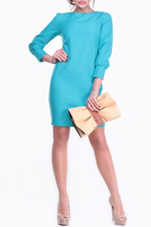 Платье Laura Bettini. Цвет: светло-ментоловый