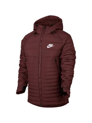 Куртка M NSW SYN FILL AV15 JKT HD Nike. Цвет: красный