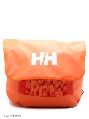 Сумка Helly Hansen. Цвет: персиковый
