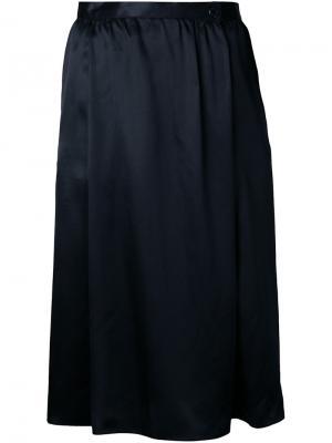 Юбка длины миди Nehera. Цвет: чёрный