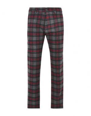 Повседневные брюки PIERRE DARRÉ. Цвет: серый
