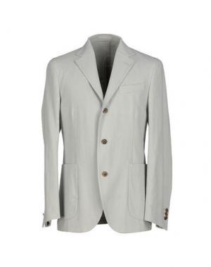 Пиджак ALAIN FRACASSÍ. Цвет: светло-серый