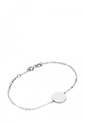 Браслет Natalia Bryantseva Jewelry. Цвет: серебряный