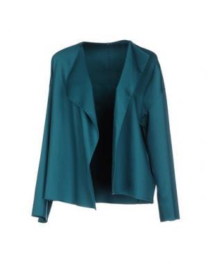 Пиджак N_8. Цвет: изумрудно-зеленый