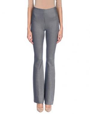 Повседневные брюки PETER A & CHRONICLES. Цвет: темно-синий