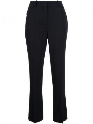 Укороченные брюки Givenchy. Цвет: чёрный