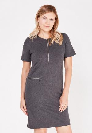 Платье Vis-a-Vis. Цвет: серый