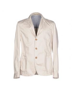 Пиджак JEY COLE MAN. Цвет: бежевый