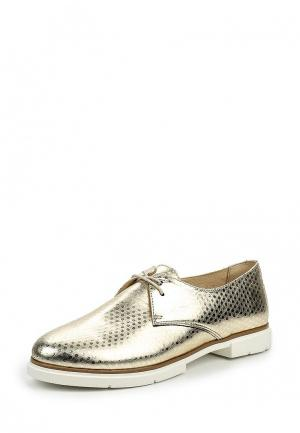 Ботинки Matt Nawill. Цвет: золотой