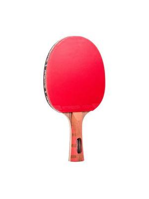 Профессиональная ракетка для настольного тенниса Ping-Pong Carbon Fusion. Цвет: черный, красный