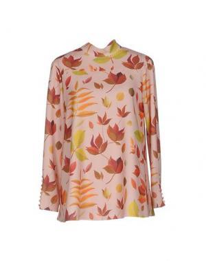 Блузка ARTHUR ARBESSER. Цвет: розовый