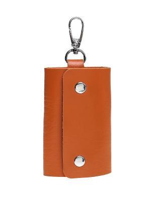 Ключница Olere. Цвет: оранжевый