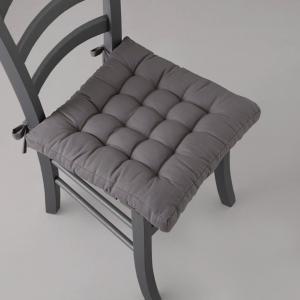 Подушка для стула SCENARIO. Цвет: облачно-серый