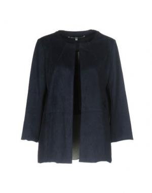 Пиджак LA FEE MARABOUTEE. Цвет: темно-синий