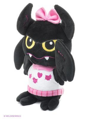 Плюшевый питомец - Летучая мышь Граф Великолепный Monster High. Цвет: черный