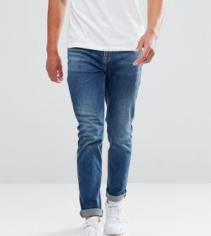 Brooklyn Supply Co. Суженные книзу джинсы Co. Цвет: синий