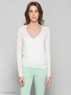 Пуловер NAPAPIJRI. Цвет: белый