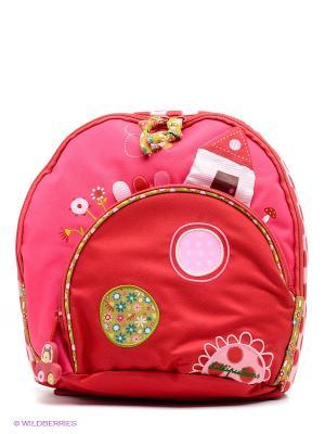 Рюкзак Lilliputiens. Цвет: фуксия, малиновый