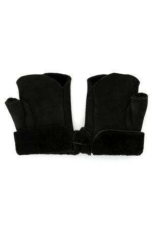 Перчатки Nina Ricci. Цвет: хаки