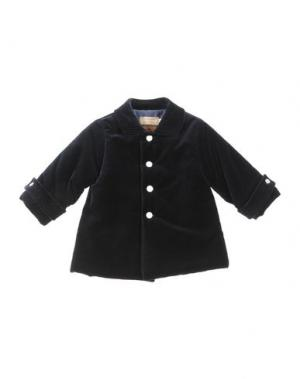 Куртка LA STUPENDERIA. Цвет: темно-синий
