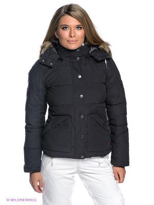 Куртка UNDER WINTER ROXY. Цвет: темно-серый
