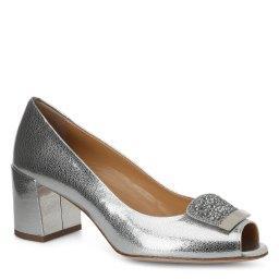 Туфли  G4650/1 серебряный GIOVANNI FABIANI
