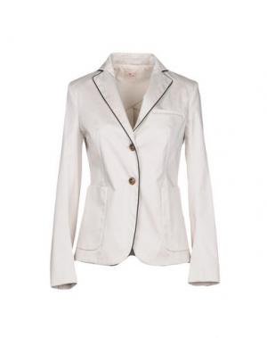 Пиджак JEY COLE MAN. Цвет: слоновая кость