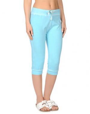 Пляжные брюки и шорты TWIN-SET Simona Barbieri. Цвет: небесно-голубой