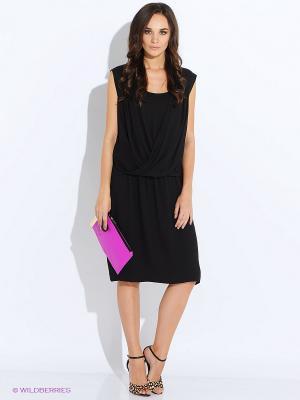 Платье Oky Coky. Цвет: черный