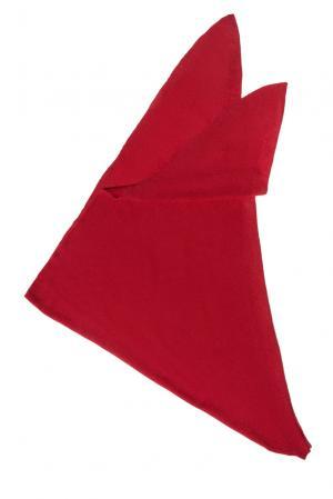 Шаль из шерсти 153305 Norsoyan. Цвет: красный