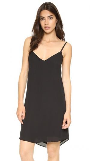 Платье-комбинация Capri Sincerely Jules. Цвет: голубой