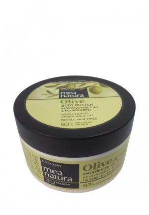 Масло для тела Mea Natura. Цвет: зеленый