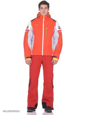 Куртка Stayer. Цвет: оранжевый, черный, темно-синий, салатовый, светло-серый