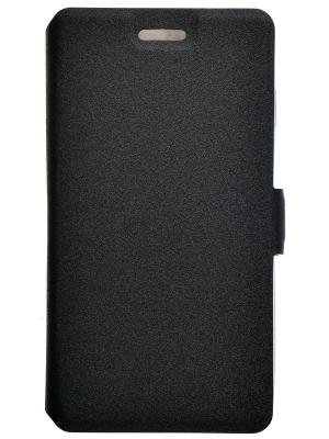 Чехол-книжка для Tele2 mini Prime. Цвет: черный