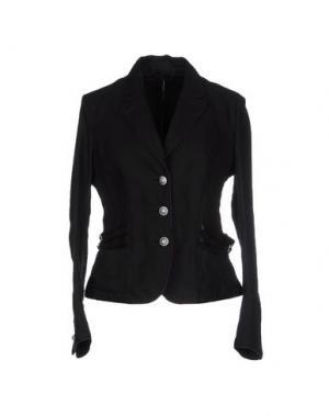 Пиджак MABRUN. Цвет: черный