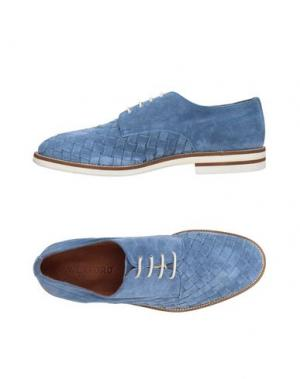 Обувь на шнурках WEXFORD. Цвет: грифельно-синий