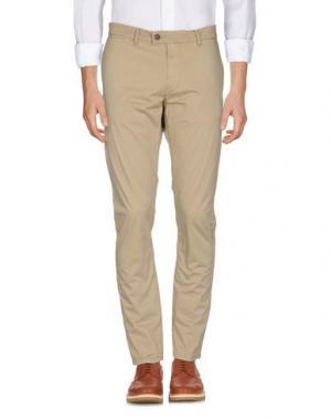 Повседневные брюки JOHN VARVATOS ★ U.S.A.. Цвет: бежевый