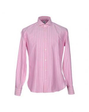 Pубашка DANOLIS. Цвет: светло-фиолетовый