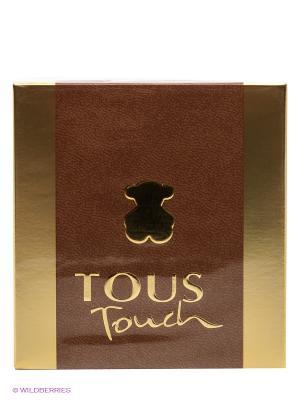 Tous Touch Ж Товар Туалетная вода 50 мл. Цвет: прозрачный