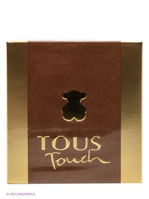 Tous Touch Ж Товар Туалетная вода 50 мл. Цвет: темно-бежевый, золотистый