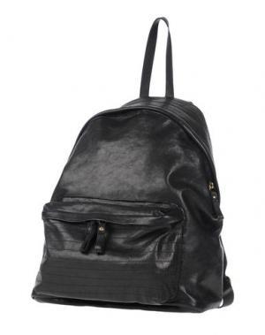 Рюкзаки и сумки на пояс CORSIA. Цвет: черный