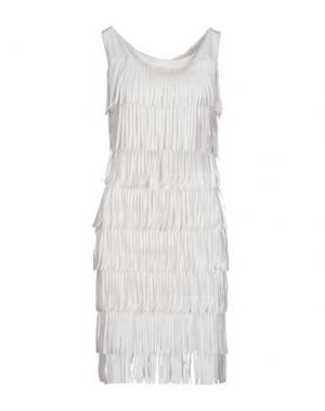Короткое платье CHIARA BONI LA PETITE ROBE. Цвет: белый